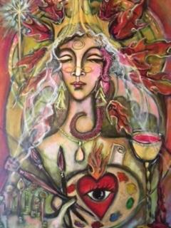 Talisman: Art Queen
